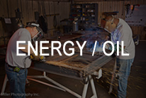 Professional Commercial Photography - Energy/Oil