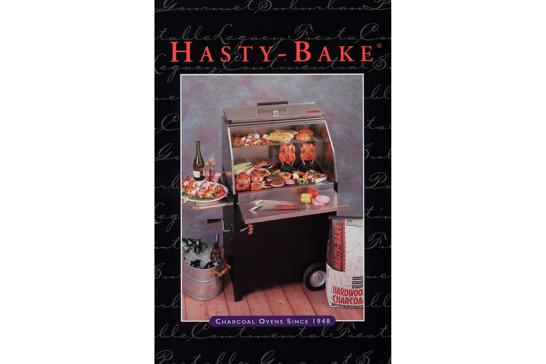 Hasty Bake Catalog