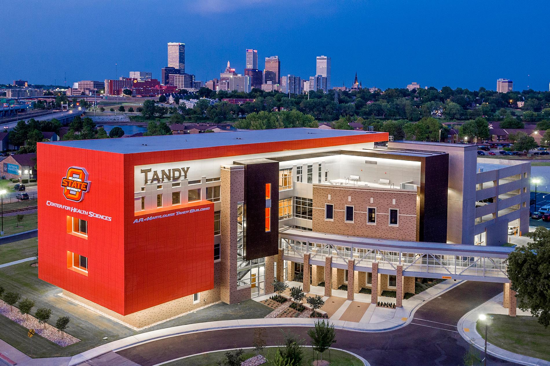 OSU-CHS Tandy Building Tulsa OK