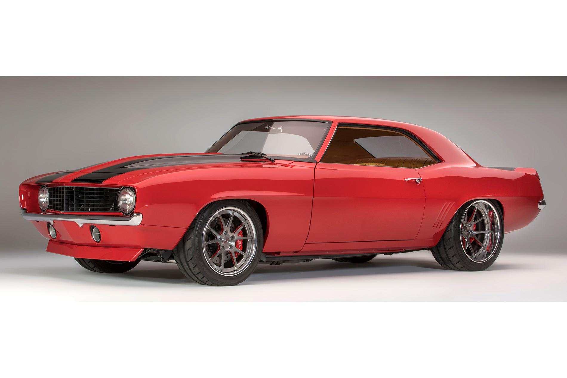 69 Chevy Camero